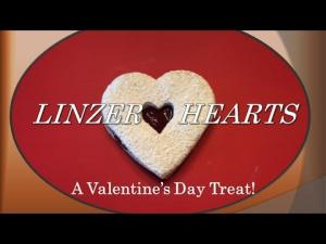 Linzer Hearts Valentines Day Treat 1015111 By Bettyskitchenfare