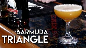 Barmuda Triangle A Play On Cocktail Words 1016334 By Commonmancocktails
