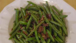 Garlicky Bacon Green Beans 1012633 By Grateandfull