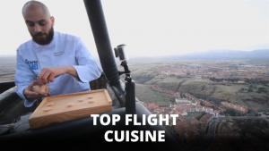 High Dining Michelin Star Chef Cooks At 1640 Feet 1013922 By Zoomintv