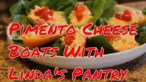 Pimento Cheese Appetizer Boats 1019386 By Lindaspantry