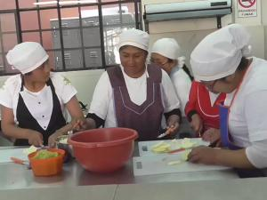 Noma Co Founder Teaches Bolivias Youth To Cook