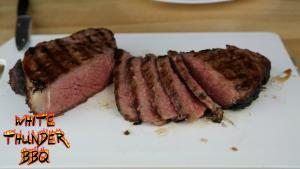 How To Grill A Steak Ny Strip Steak With A Compound Butter Bbq Basics 1018583 By Whitethunderbbq