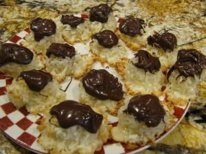 Coconut Macaroon Cookies 1018234 By Cherylshomecooking
