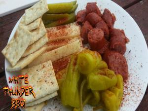 Cheese And Sausage Plate Recipe Memphis Style Rendezvous