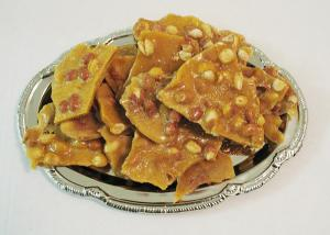 Gourmet Peanut Brittle Cand