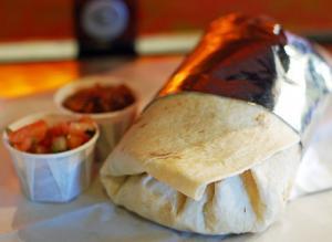 Party Pork Burritos