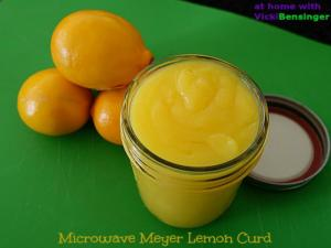 Microwave Meyer Lemon Curd 580 X 450