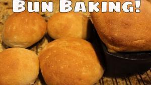 Making Hamburger Buns 1019973 By Lindaspantry
