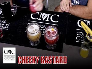 The Cheeky Bastard Cocktail