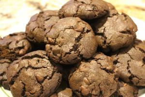 Chocolatechocolate Cookies 1018232 By Cherylshomecooking