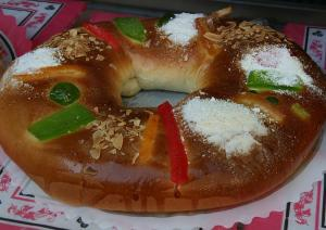Mexican Holiday Bread