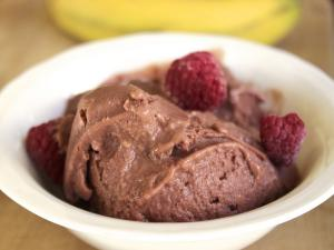 Instant Chocolate Ice Cream