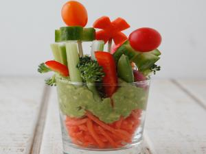 Veggie Garden Cups 2