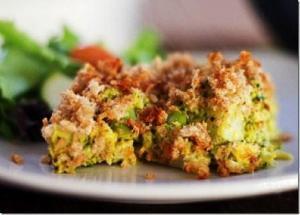 Walnut Broccoli Bal