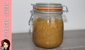 Recette De La Compote De Pommes 1019045 By Amandinecuisine