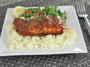 Best Baked Salmon Recipe