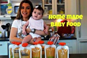 Home Made Baby Food