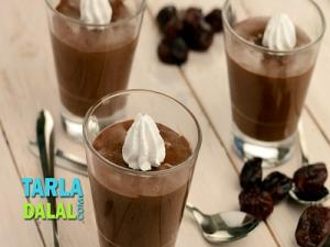 Chocolate And Date Mousse