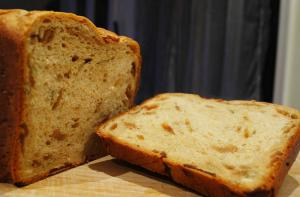 Butterscotch Nut Bread