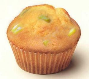 Double Corn Muffin