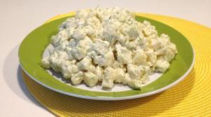 Fennel Dijon Potato Salad