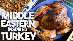 Middle Eastern Inspired Turkey Spatchcocked 1018668 By Kravingsblog
