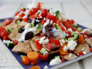 Greek Nachos