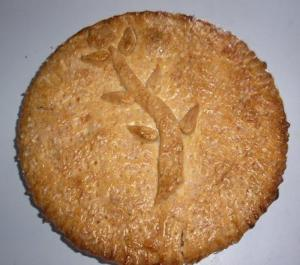 Green Apple Pie