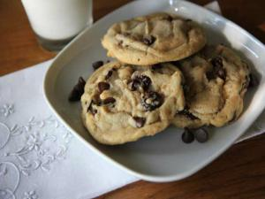Cherry Chocolate Cihp Cookies