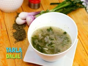 Onion Thyme Soup