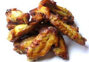 Crispy Oriental Chicken Wings