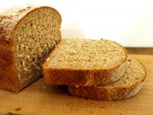 Whole Wheat Walnut Bread
