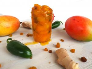 Easy Mango Chutney 1018062 By C 4 Bimbos