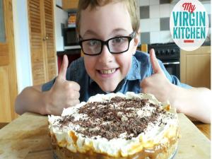 Jacks Banoffee Pie