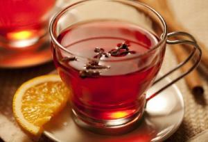 Spiced Apple Tea