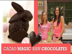 Cacao Magic Raw Vegan Chocolate