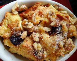 French Vanilla Bread Pudding