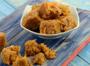 Carrot Cake Healthy Snacks For Kids By Tarla Dalal