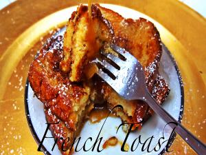 How To Make Easy French Toast