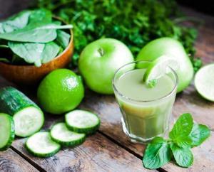 Martha Stewarts Green Juice