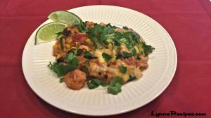 30 Minute Cheesy Mexican Rice Skillet 1015132 By Lynnsrecipes
