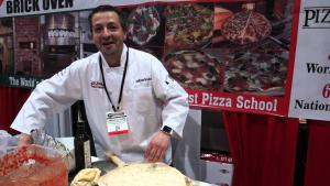 Ny Brick Oven Co At The 2016 Intl Pizza Expo 1015862 By Feedme 411