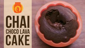 Choco Lava Cake With A Touch Of Chai Easy Chocolate Recipes 1016873 By Beingindiansawesomesauce