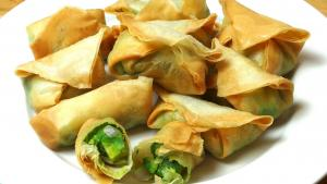 Avocado Egg Rolls One Pot Chef