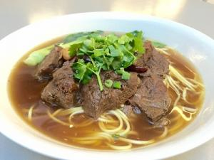 Chinese Beef Noodle Soup