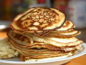 Baked Pancake
