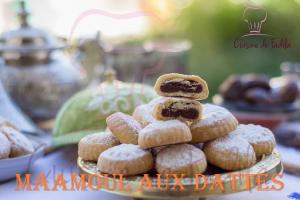Maamoul Aux Dattes 1017754 By Cuisinedefadila