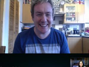 Interview With Barry Lewis From My Virgin Kitchen Phenomenal Foodies 8