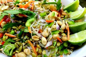 Cold Bihon Rice Noodle Salad 1017992 By Mommacuisine
